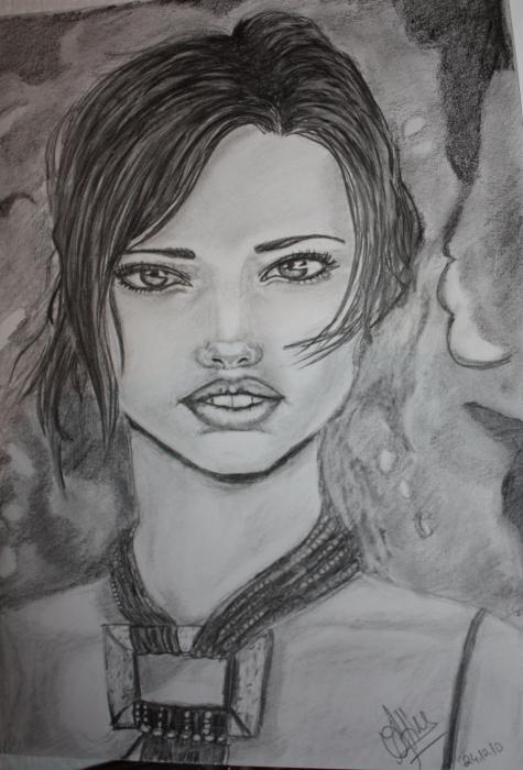 Adriana Lima par dyonne